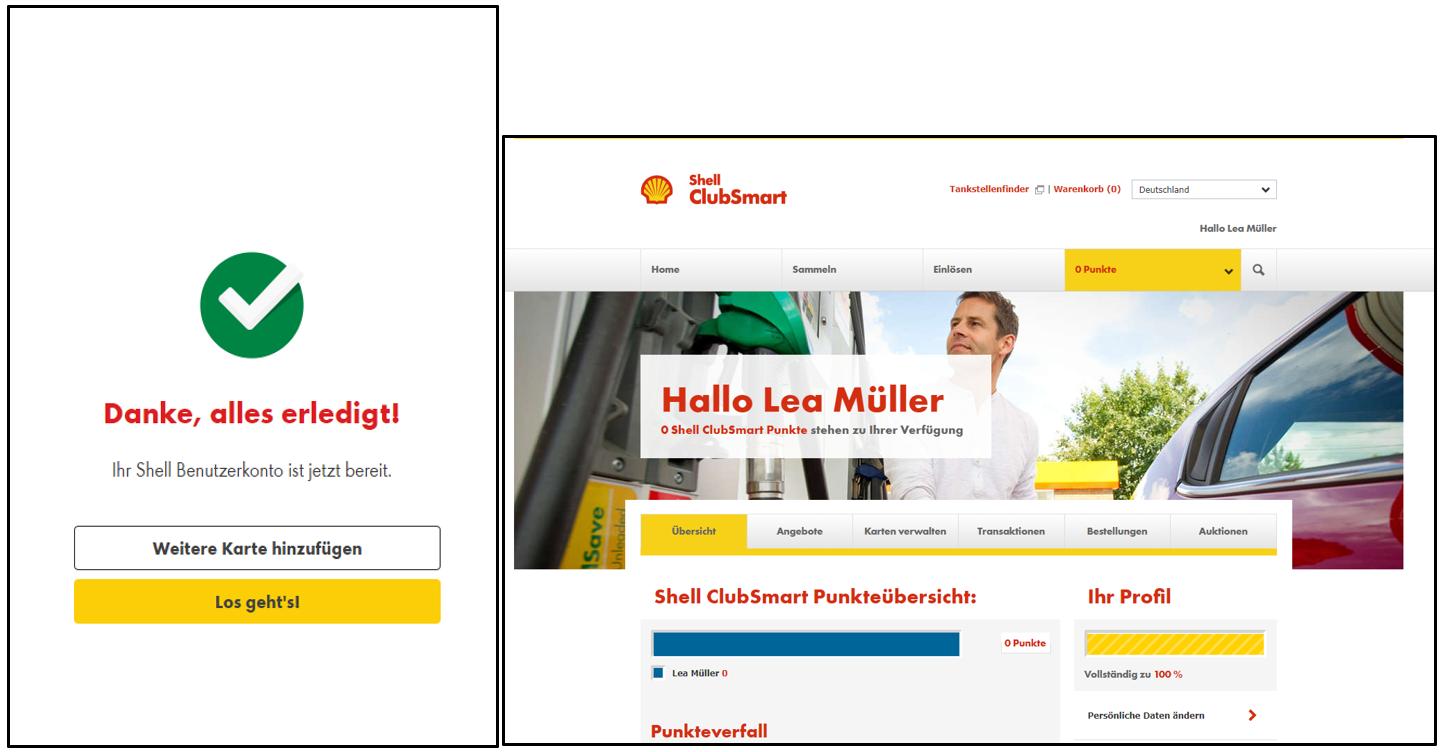 Shellsmart Deutschland