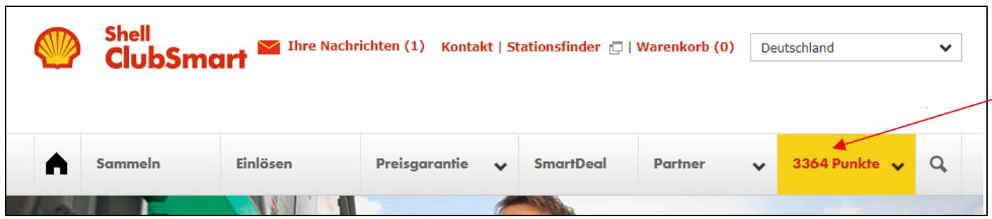 Shellsmart Com Punktestand